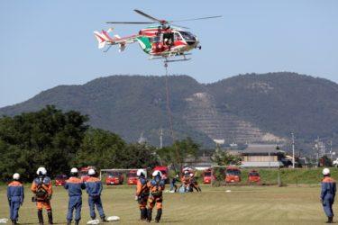 【大空からの消防活動】消防の「航空隊」の仕事内容と組織について