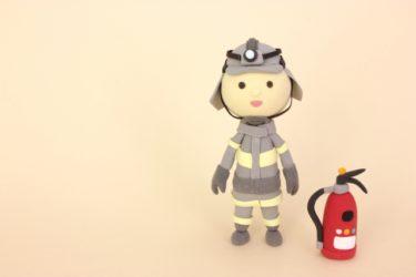 色々な状況・活動に応じて変化!消防職員の制服や装備について