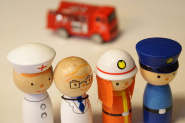 東京都で働く「消防士」に関する仕事内容・給料レポート