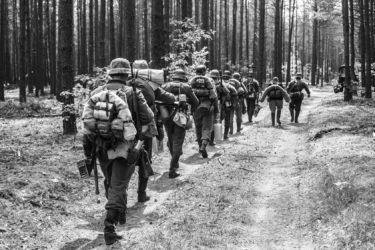 【陸上自衛隊の訓練】「普通科中隊」における「野外訓練の一日」
