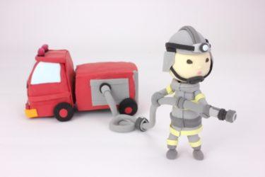【消防車が赤い理由は?】今日から使える『消防車両』の豆知識