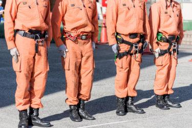 【レスキューになるには】消防組織の「救助隊」の任務やなる方法