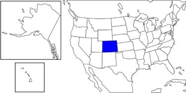 コロラド州
