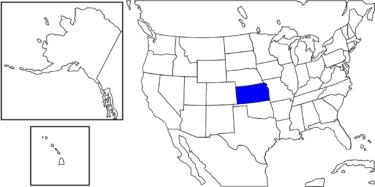 【アメリカ州制度】遊牧地帯が広がる州「カンザス州」解説