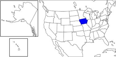【アメリカ州制度】農業が盛んな州「アイオワ州」解説