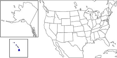 【アメリカ州制度】日本と繋がりの深い州「ハワイ州」解説