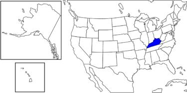 【アメリカ州制度】南北戦争の激戦地だった州「ケンタッキー州」解説