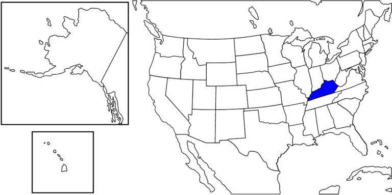 ケンタッキー州