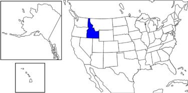 【アメリカ州制度】ジャガイモの生産高が最も高い州「アイダホ州」解説