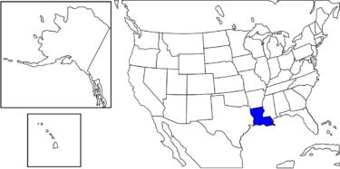 【アメリカ州制度】ジャズ発祥の地として有名な州「ルイジアナ州」解説
