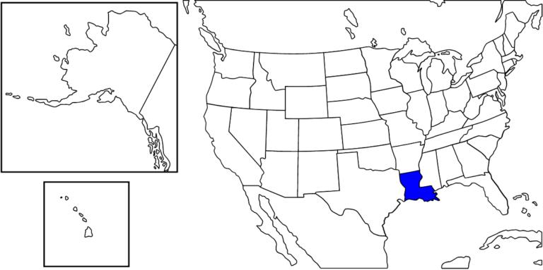 ルイジアナ州