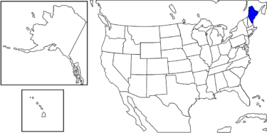 【アメリカ州制度】「サマーリゾート」という愛称を持つ州「メイン州」解説