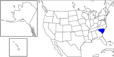 【アメリカ州制度】負の文化が根強く残る場所「サウスカロライナ州」解説