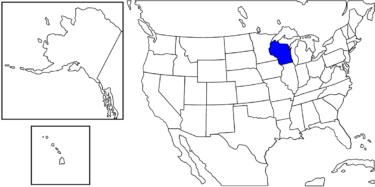 【アメリカ州制度】酪農業が最大の特徴である「ウィスコンシン州」解説
