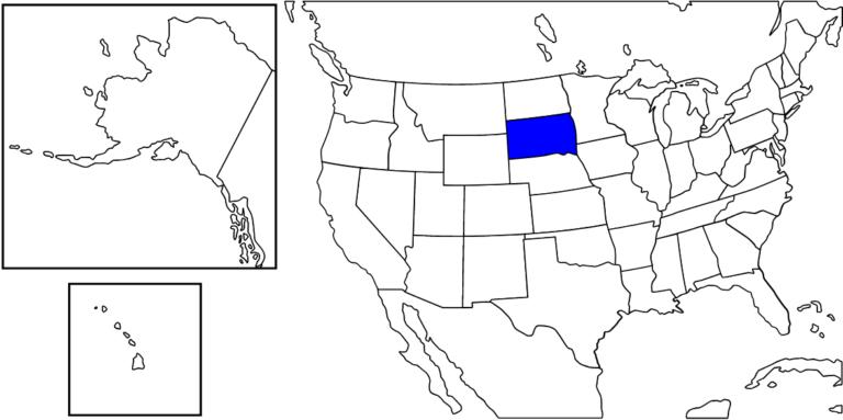 サウスダコタ州