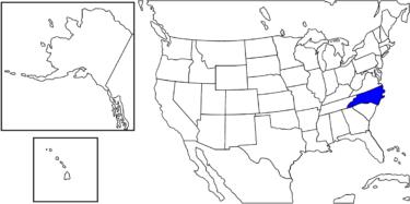 【アメリカ州制度】アメリカ最大のタバコの産地「ノースカロライナ州」解説