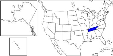 【アメリカ州制度】カントリーミュージック発祥の地「テネシー州」解説