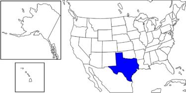【アメリカ州制度】今、最も「熱い」と言われている州「テキサス州」解説