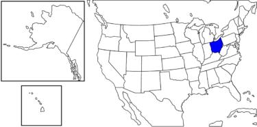【アメリカ州制度】大統領を8人も輩出してきた州「オハイオ州」解説