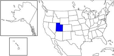 【アメリカ州制度】観光産業やスポーツなどの文化が盛んな州「ユタ州」解説