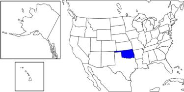 オクラホマ州