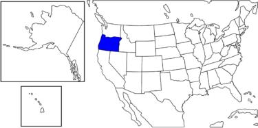 【アメリカ州制度】リベラルな風潮が非常に強い州「オレゴン州」解説