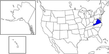【アメリカ州制度】アメリカが始まった原点「バージニア州」解説