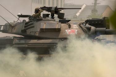 地上から日本を守る「陸上自衛隊」の役割や職種とは?