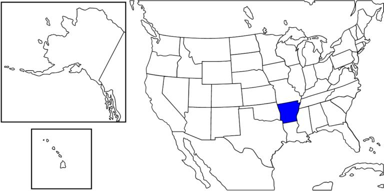 アーカンソー州