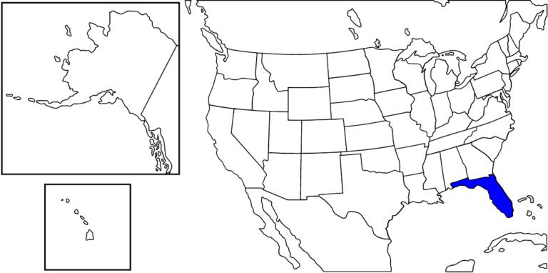 フロリダ州
