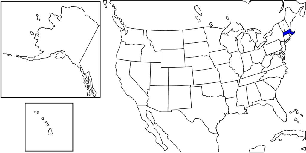 マサチューセッツ州