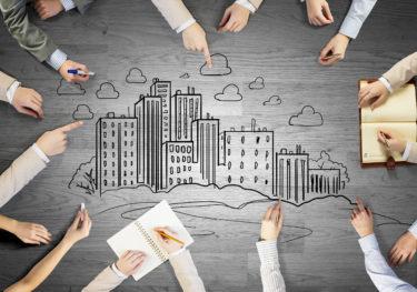 公正取引委員会事務総局の内部構成及び職員同士の関わり合いについて