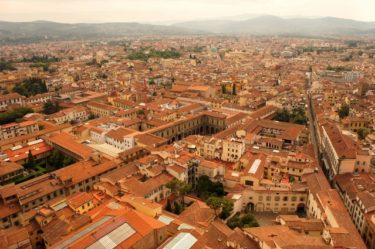 フィレンツェの歴史はメディチの歴史 ―建物で巡るメディチの歴史―
