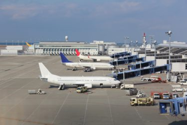 東証一部上場企業の国内航空会社