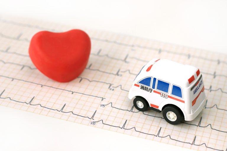 救急室で働く行政看護師