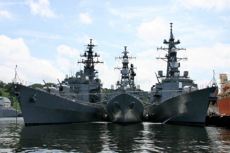 海上自衛官(艦艇装備幹部)