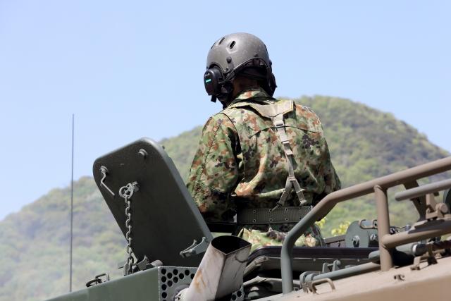 航空自衛官(通信隊)