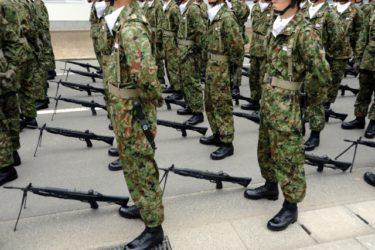 「東京都」勤務の「陸上自衛官(普通科)」の仕事内容・給料レポート