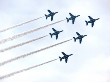 「航空自衛隊」の「女性小隊長」の仕事内容・給料レポ