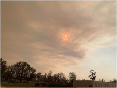 オーストラリアで起きた2019年の森林火災(Bushfire)現地レポート