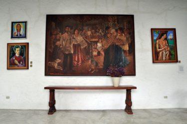 公立美術館「東御市梅野記念絵画館・ふれあい館」の基本情報(沿革・施設・職員数など)
