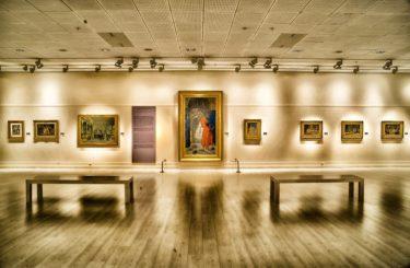 公立美術館「群馬県立近代美術館」の基本情報(沿革・施設・職員数など)