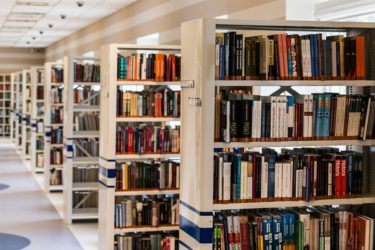 船橋市が図書館にドローンを使った「AI蔵書点検システム」を試験導入
