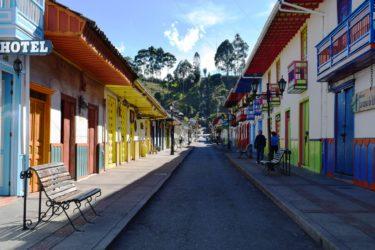 コロンビアの交通事情
