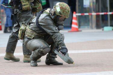 自衛官が鍛錬する理由と自衛隊の体力検定について